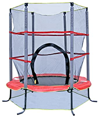 AirZone-55-Inch-Trampoline-&-Enclosure
