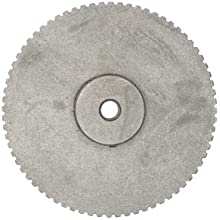 "Martin D-1 and D-2 Type Timing Pulley, 1/5"" Pitch, Extra Light, 1/4 And 3/8"" Wide Belts, 0.3125"" Bore, Flangeless"