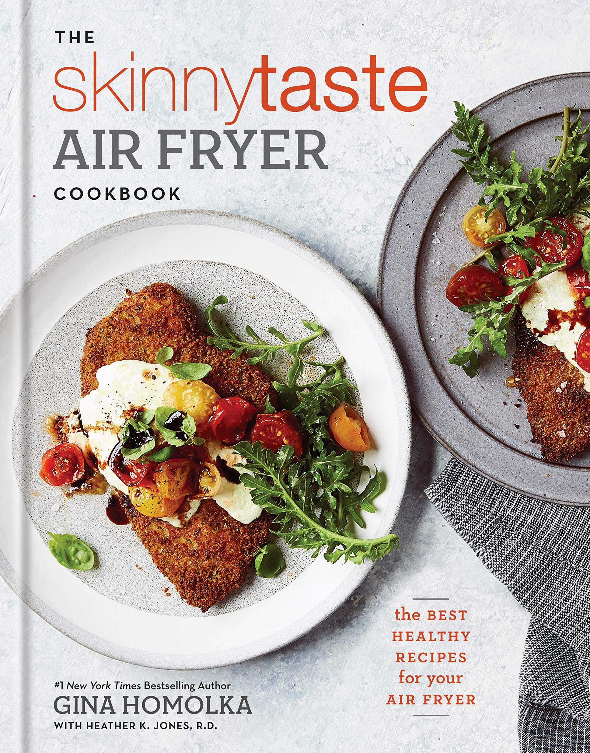 Buy Air Fryer Cookbook Now!