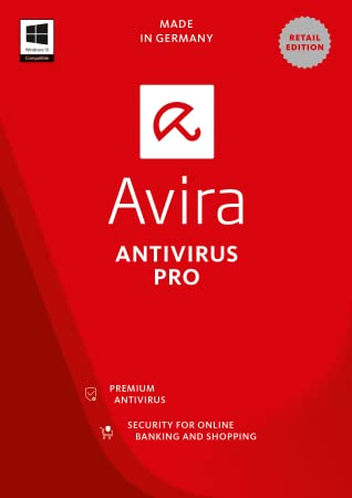 Avira Antivirus Pro 2017 | 1 Device | 1 Year | Download [Online Code]