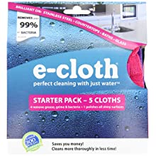 e-cloth Starter Pack, 5 Piece
