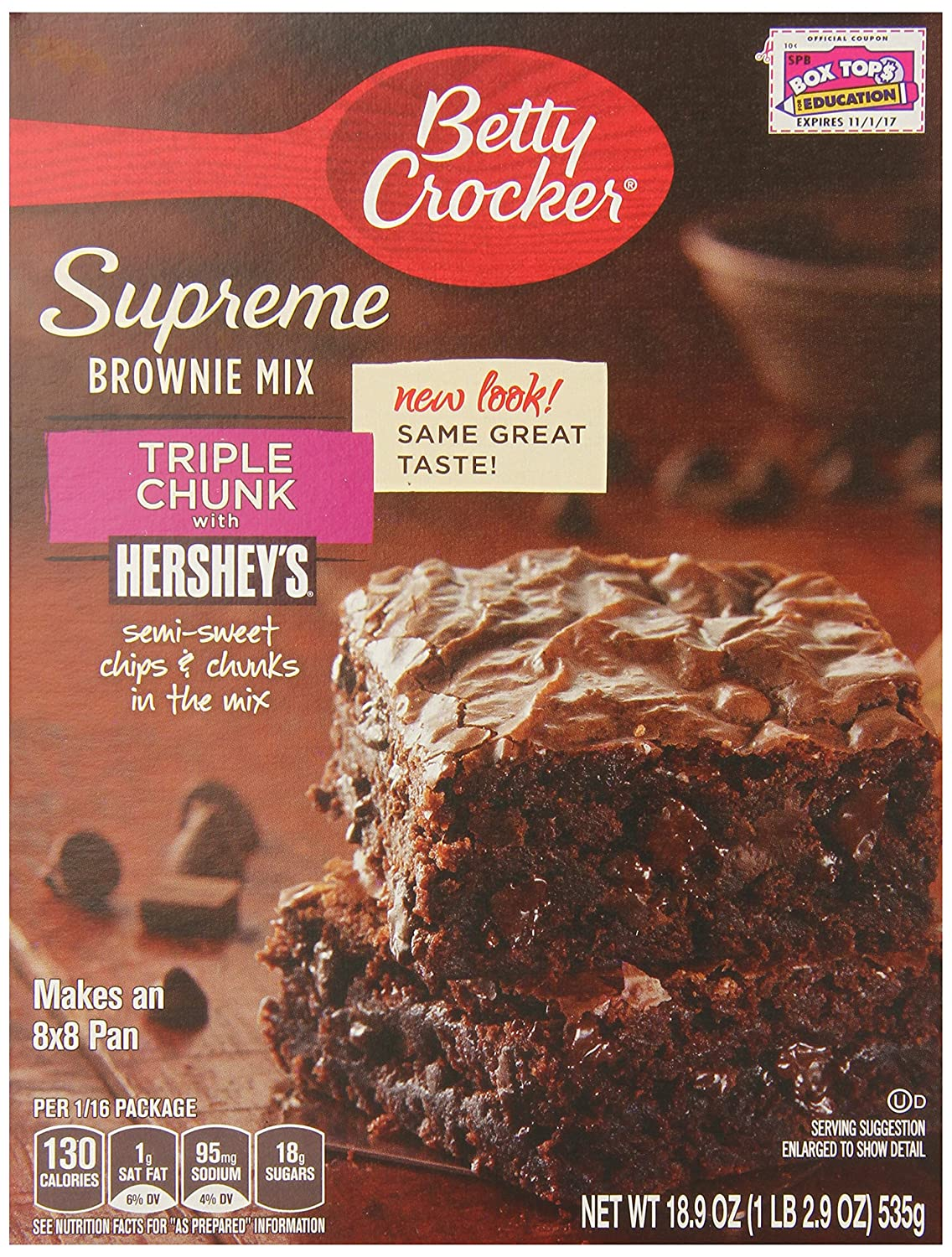Betty Crocker Premium Brownie
