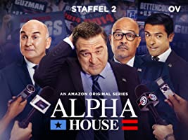 Alpha House [OV] - Staffel 2