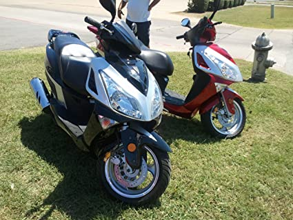 150cc Drag Scooter Body Scooter 150cc Fully