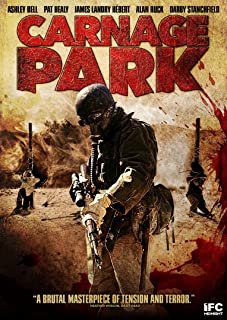 Book Cover: Carnage Park