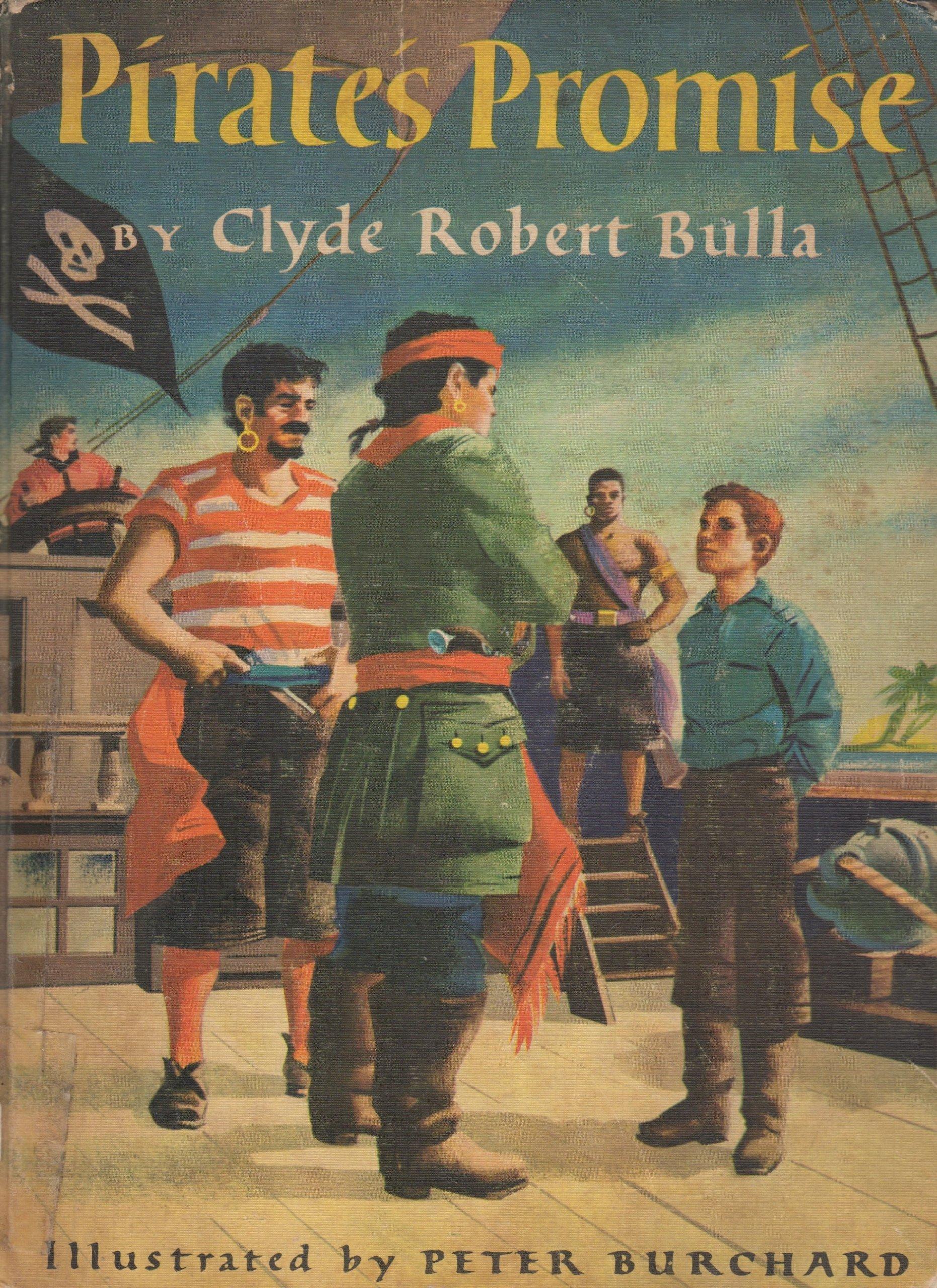 Pirate's promise, Bulla, Clyde Robert