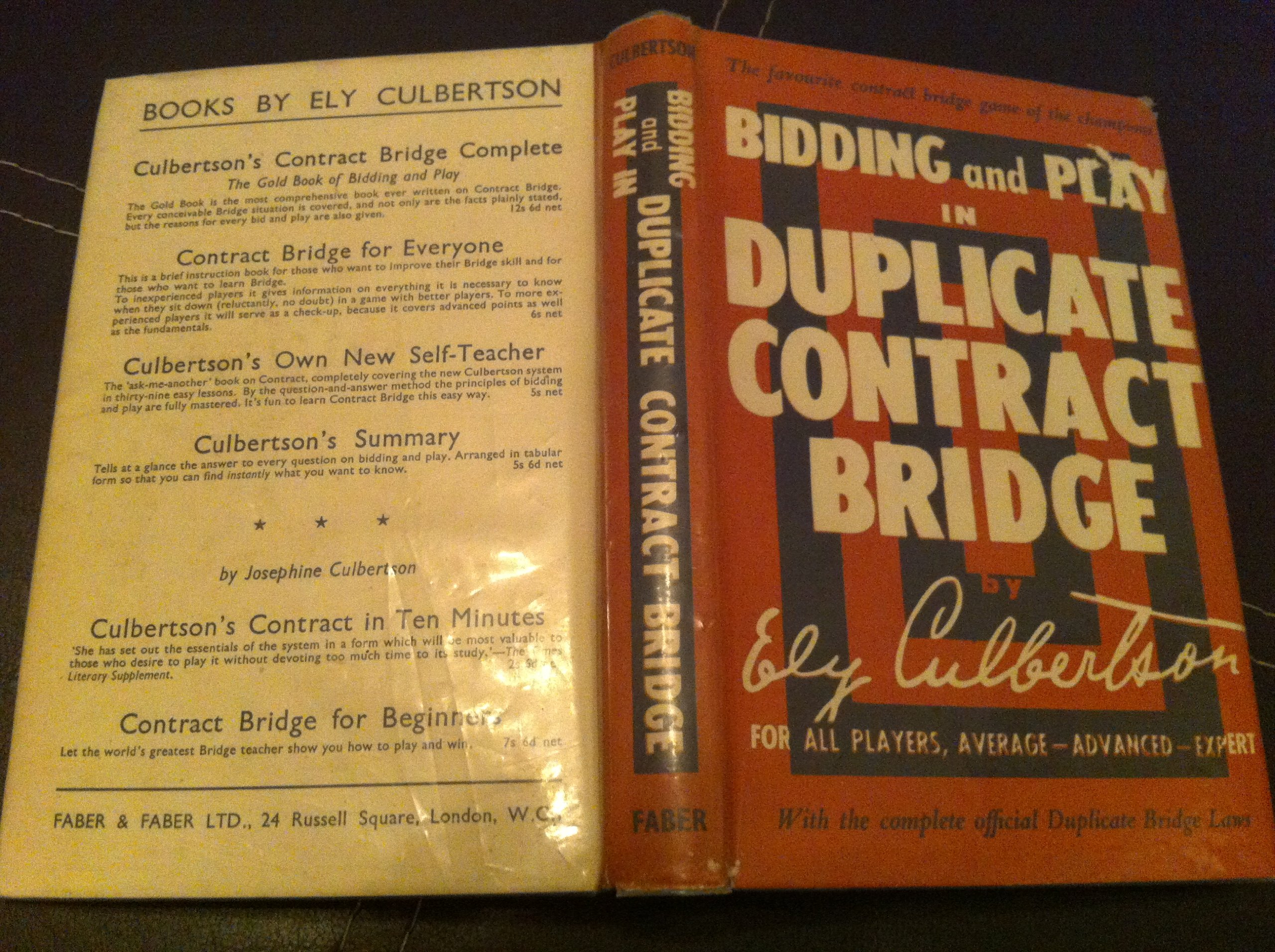 Amazon: Buy Bidding And Play In Duplicate Contract Bridge Book Online At  Low Prices In Solving Quadratics By Taking Square