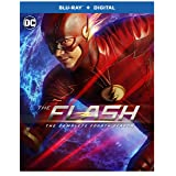 The Flash: The Complete Fourth Season (BD) [Blu-ray]