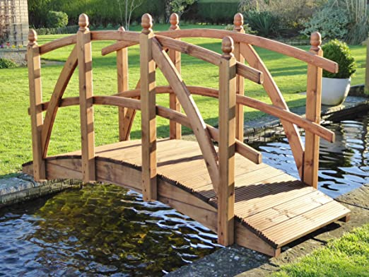 The Heritage Garden Bridge (9ft Heritage)