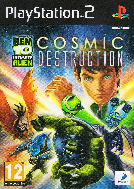 Бен сверхсила 10 для psp инопланетная игру