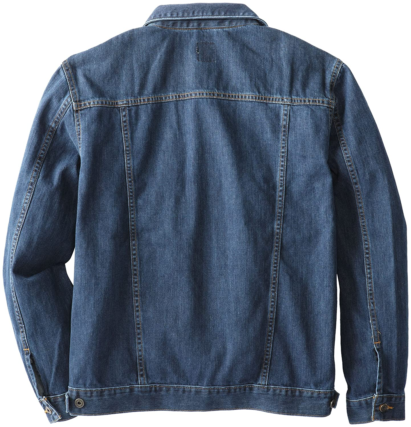 Carhartt Men's Tall Denim Jean Jacket