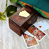 Dual Playing Card Deck Holder