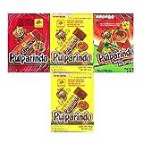 Pulparindo Flavors Bundle (Tamaño: Four pack)
