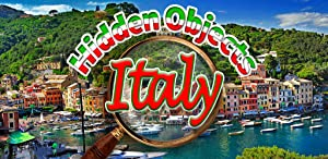 Hidden Objects - Italy Adventure & Object Time Puzzle Games by Detention Apps