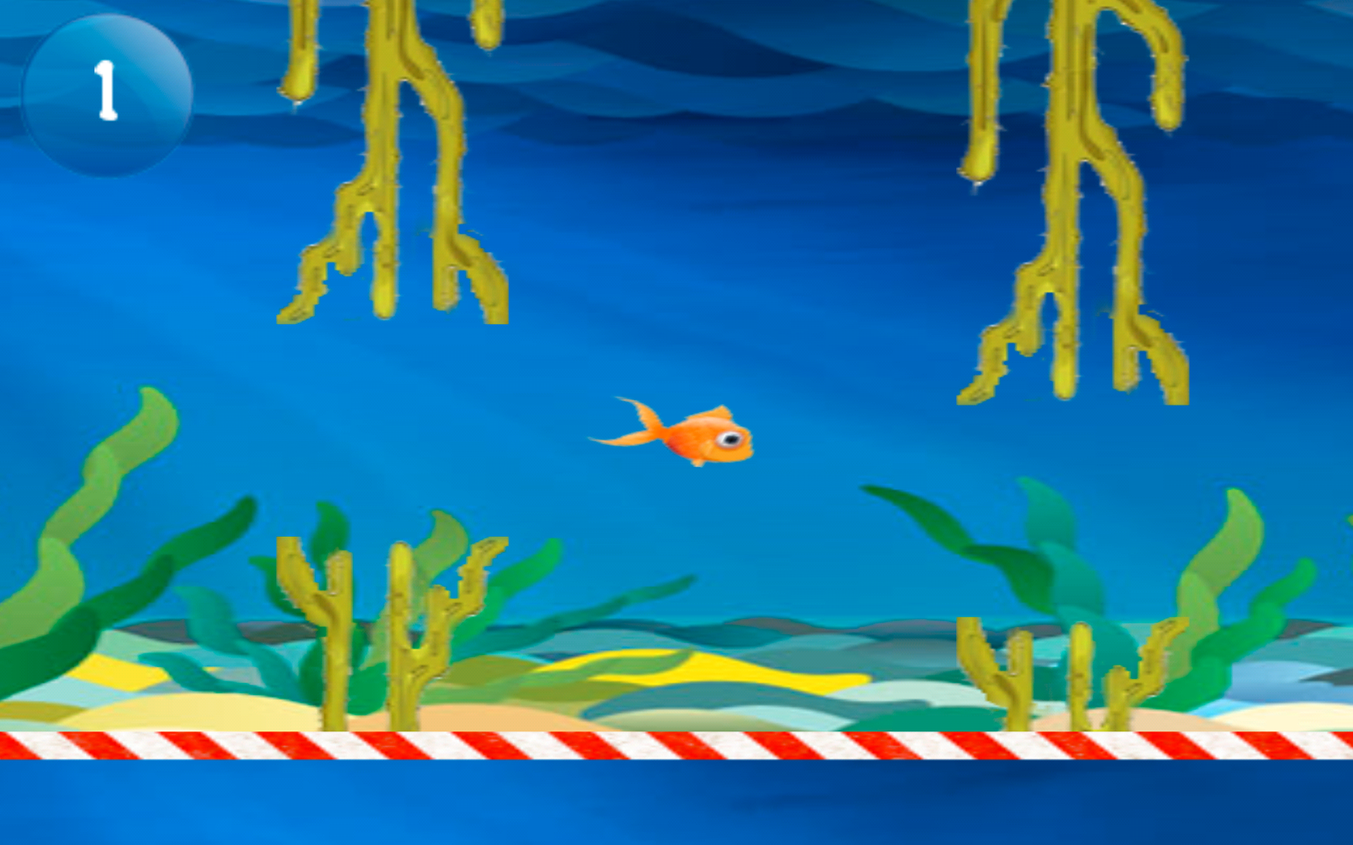 Tap fish aquarium the game app shop pour android for Tap tap fish game