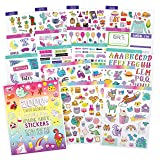 Style Lab by Fashion Angels 2000+ The Year in Stickers (Color: Multi)