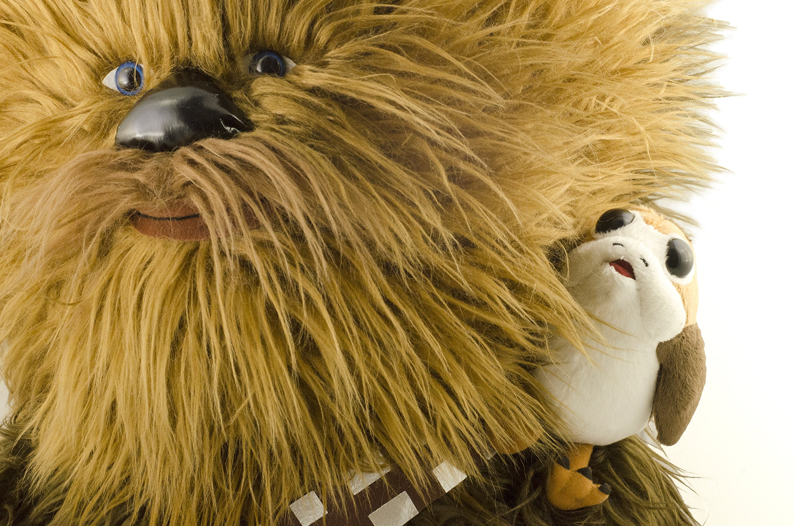 Buy Talking Chewbacca Plush Now!
