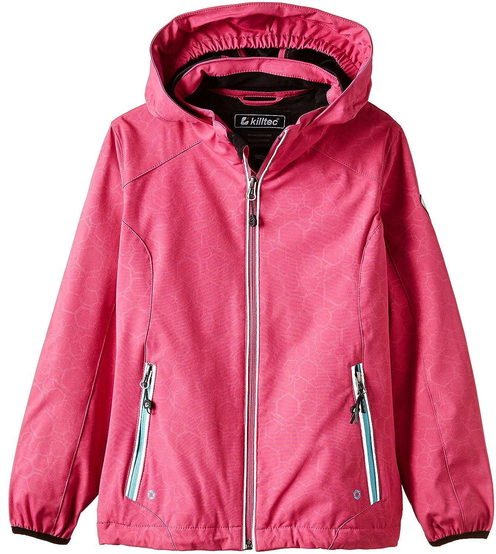 Killtec Kinder Soft Shell Jacke mit Kapuze Mandisa Junior günstig kaufen
