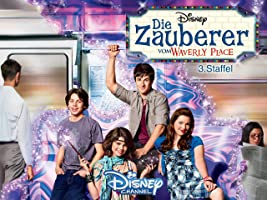 Die Zauberer vom Waverly Place - Staffel 3