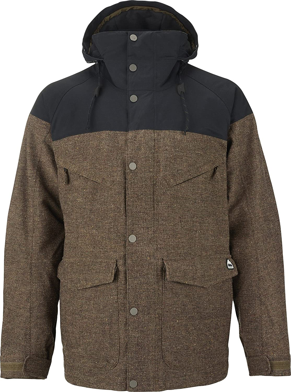 Burton Herren Snowboardjacke MB Hellbrook Jacket