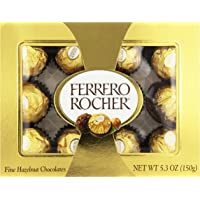 6-Pack 12 Count Ferrero Rocher