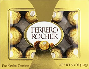 6-Pack 12 Count Ferrero Rocher