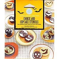Martha Stewart Halloween Cupcake Stencils