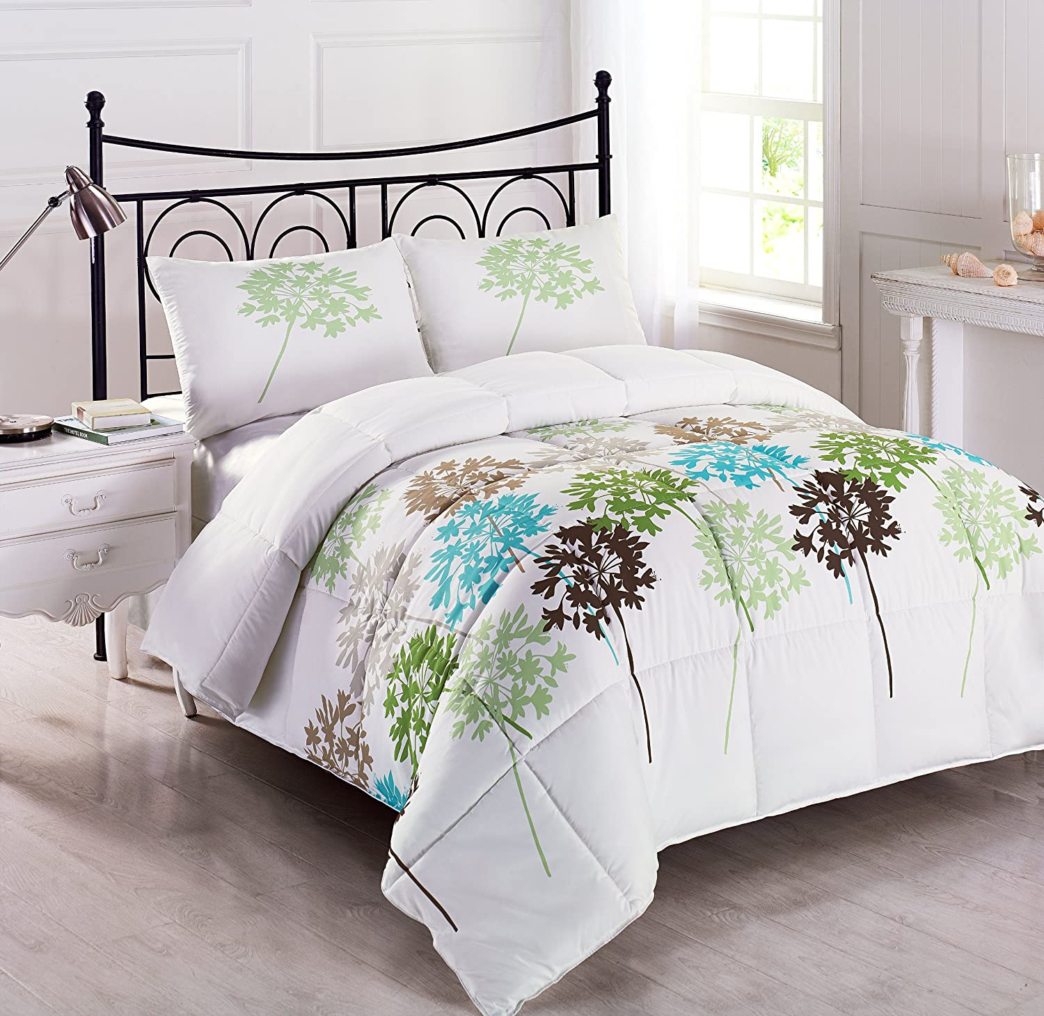 Spring Time Bedding And Comforters