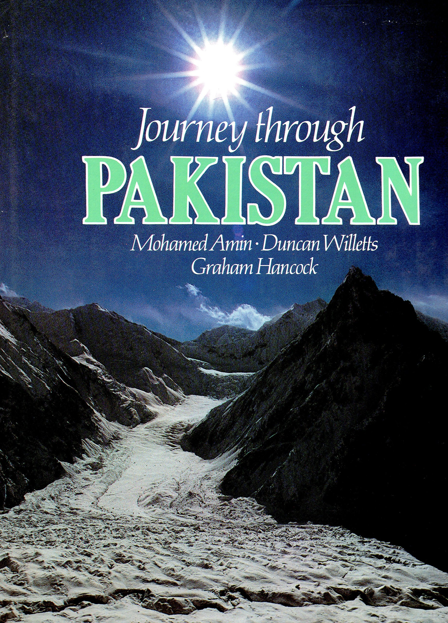 Journey Through Pakistan Book Cover