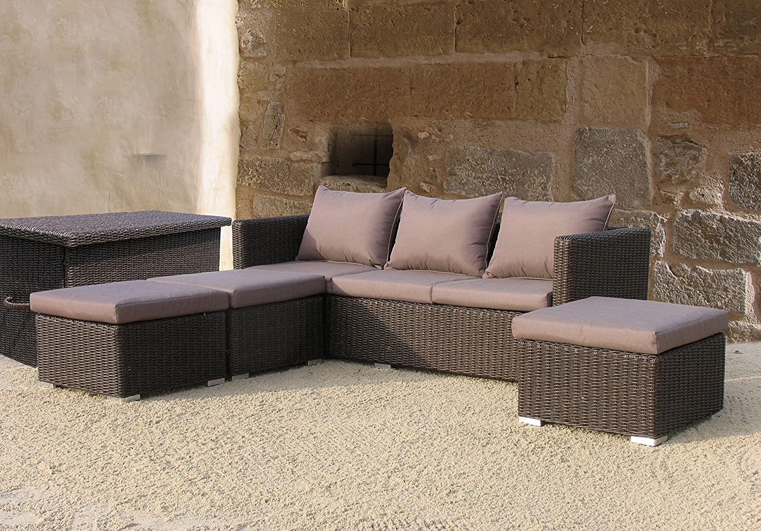Lounge Pepe Multi Set Ibiza 14tlg
