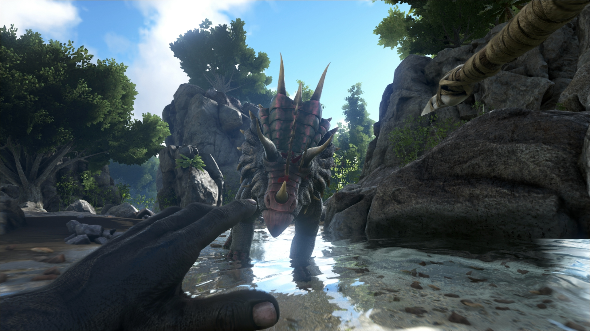 ARK Survival Evolved for Xbox One Preview program