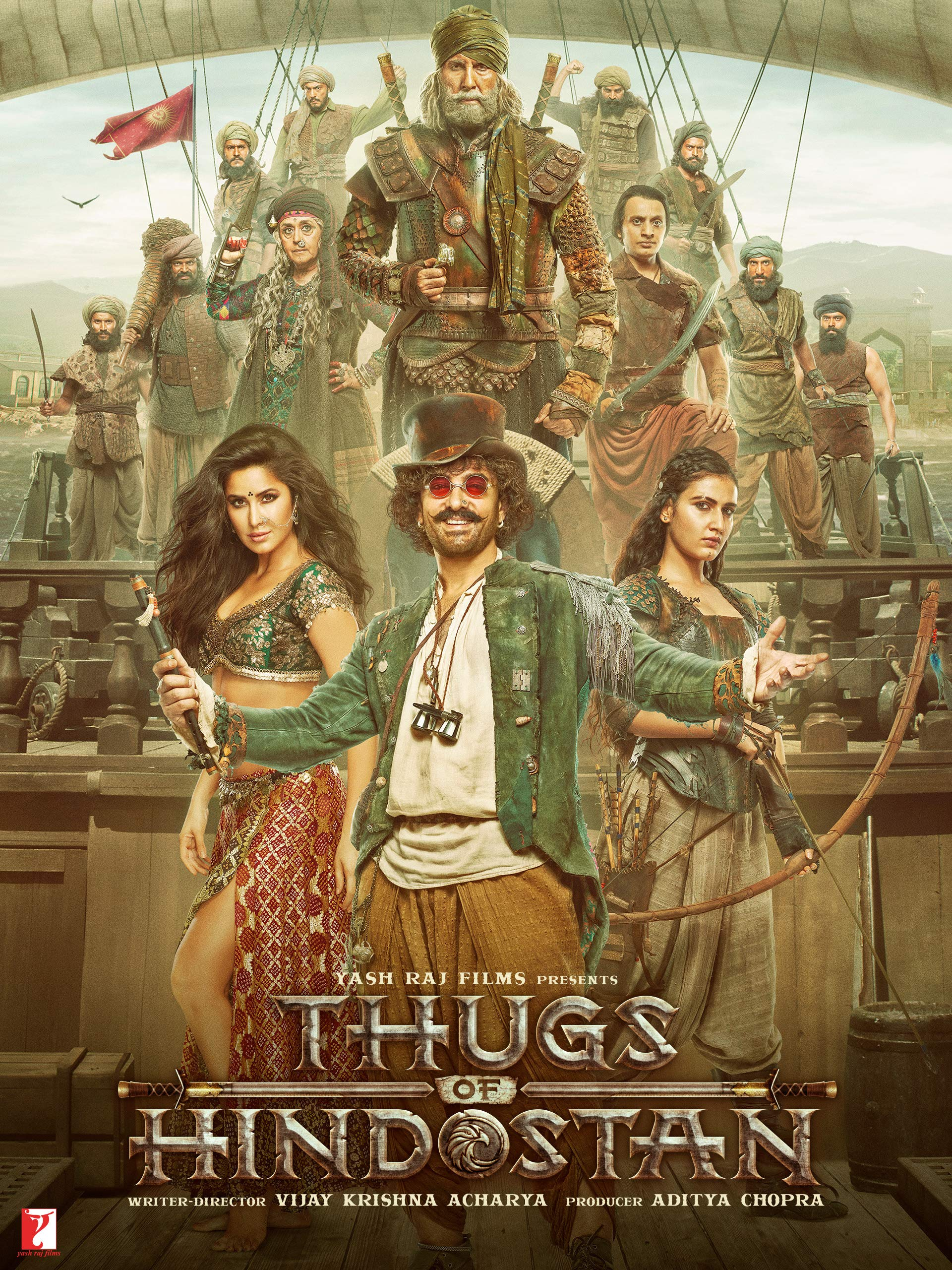Thugs Of Hindostan (Telugu) (4K UHD) on Amazon Prime Video UK