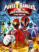 Power Rangers: Clash of the Red Rangers Movie [HD]