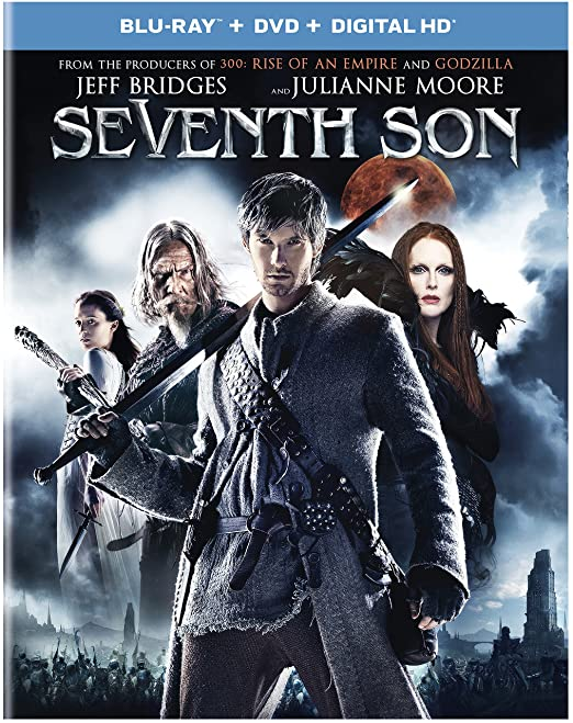 Seventh Son (Blu-ray + DVD + DIGITAL HD with UltraViolet)