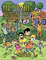 Kid's Zombie Adventures Series: Escape from Camp Miccano
