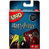 Mattel Games Uno Harry Potter Card Game (Color: Multi-colored, Tamaño: Standard)