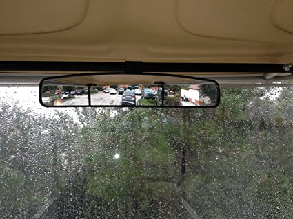 Large Rear View Mirror Panoramic Rear View Mirror