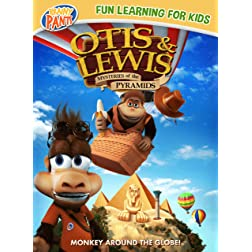 Otis And Lewis: Mysteries Of The Pyramids