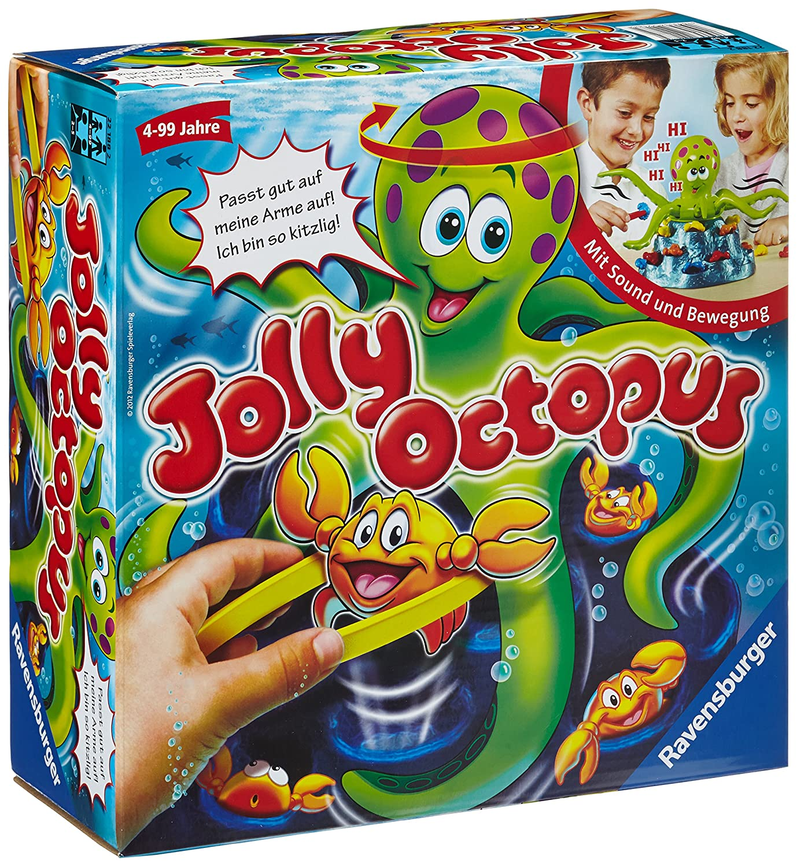 Ravensburger 22188 – Jolly Octopus jetzt bestellen