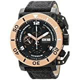 Invicta Men's 13684 Corduba Analog Display Swiss Automatic Black Watch