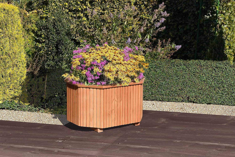 Blumenkübel Holz