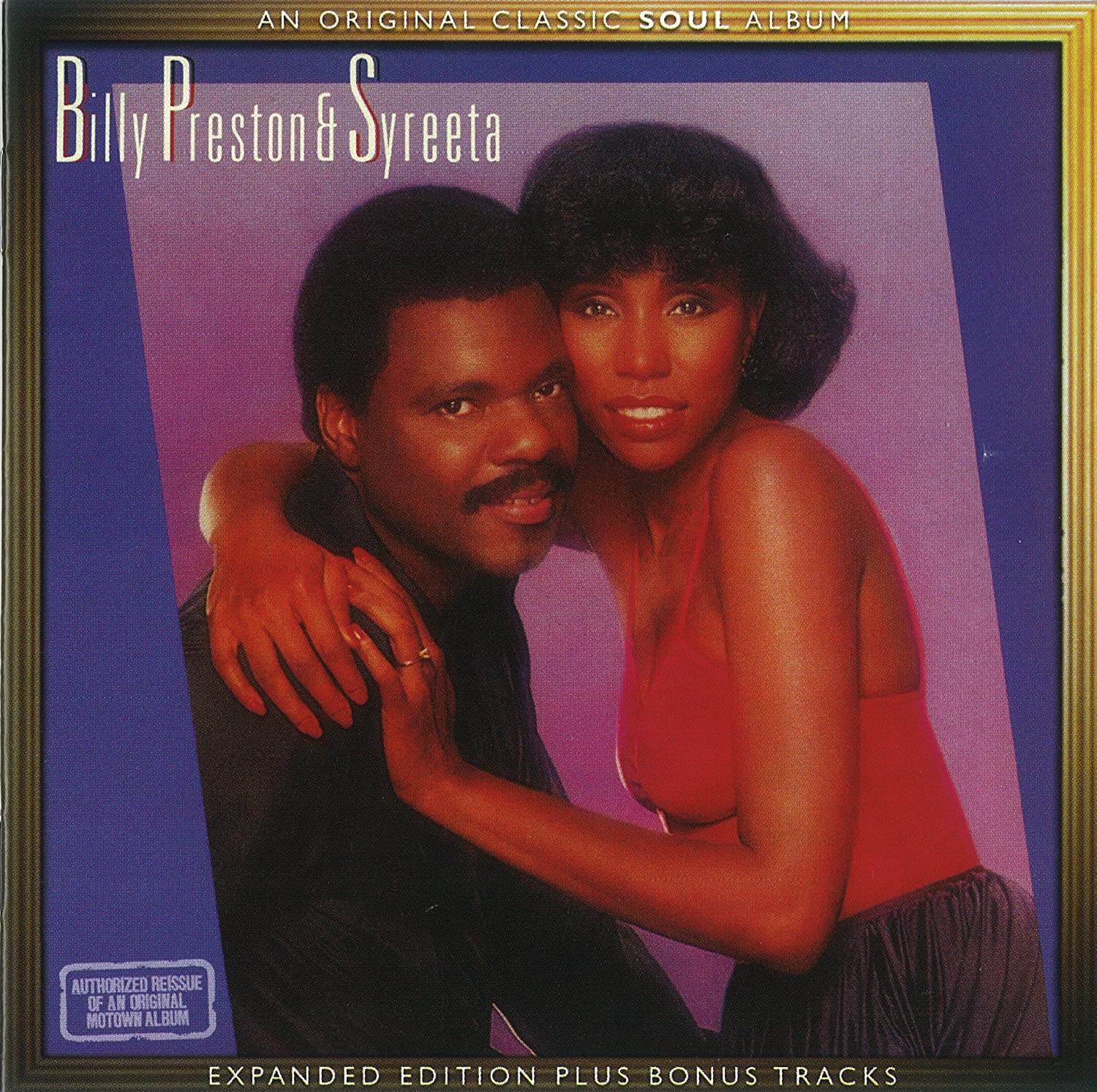 Billy Preston & Syreeta (Expanded Edition)