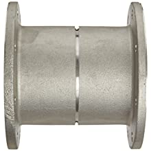 "Dixon TETFG4AL Aluminum TTMA Flange Extension with Groove, 4"" Size"