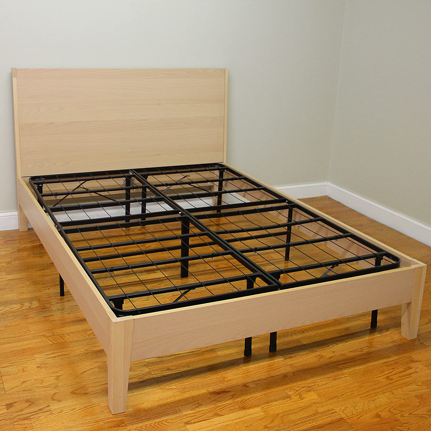 Classic Brands Hercules Platform Heavy Duty Metal Bed