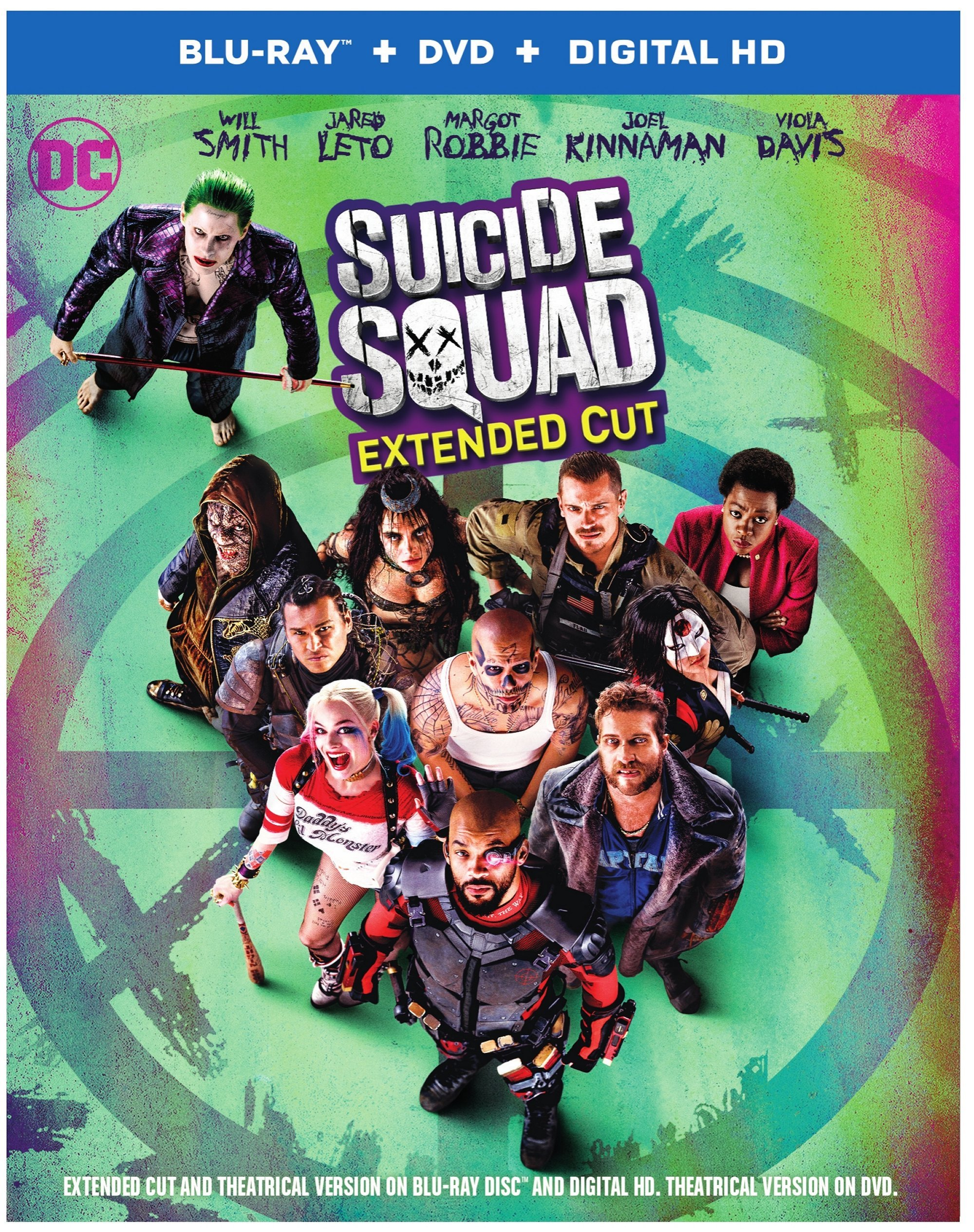 Buy Suicide Squad Extended Cut Now!