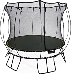 Springfree® 10ft Trampoline - R79 Medium Round With FlexrHoop and FlexrStep