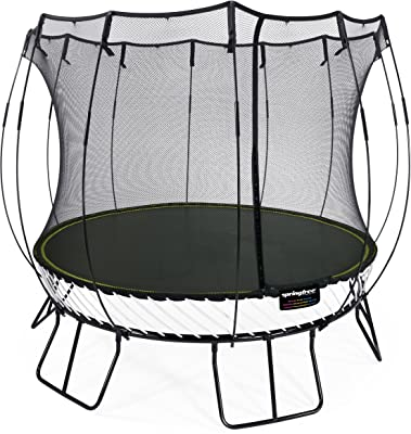 Springfree Trampoline 10foot - R79 Medium Round With FlexrHoop and FlexrStep
