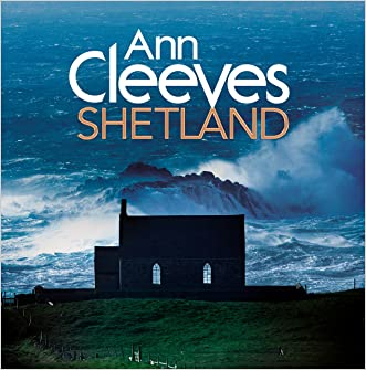 Ann Cleeves' Shetland written by Ann Cleeves