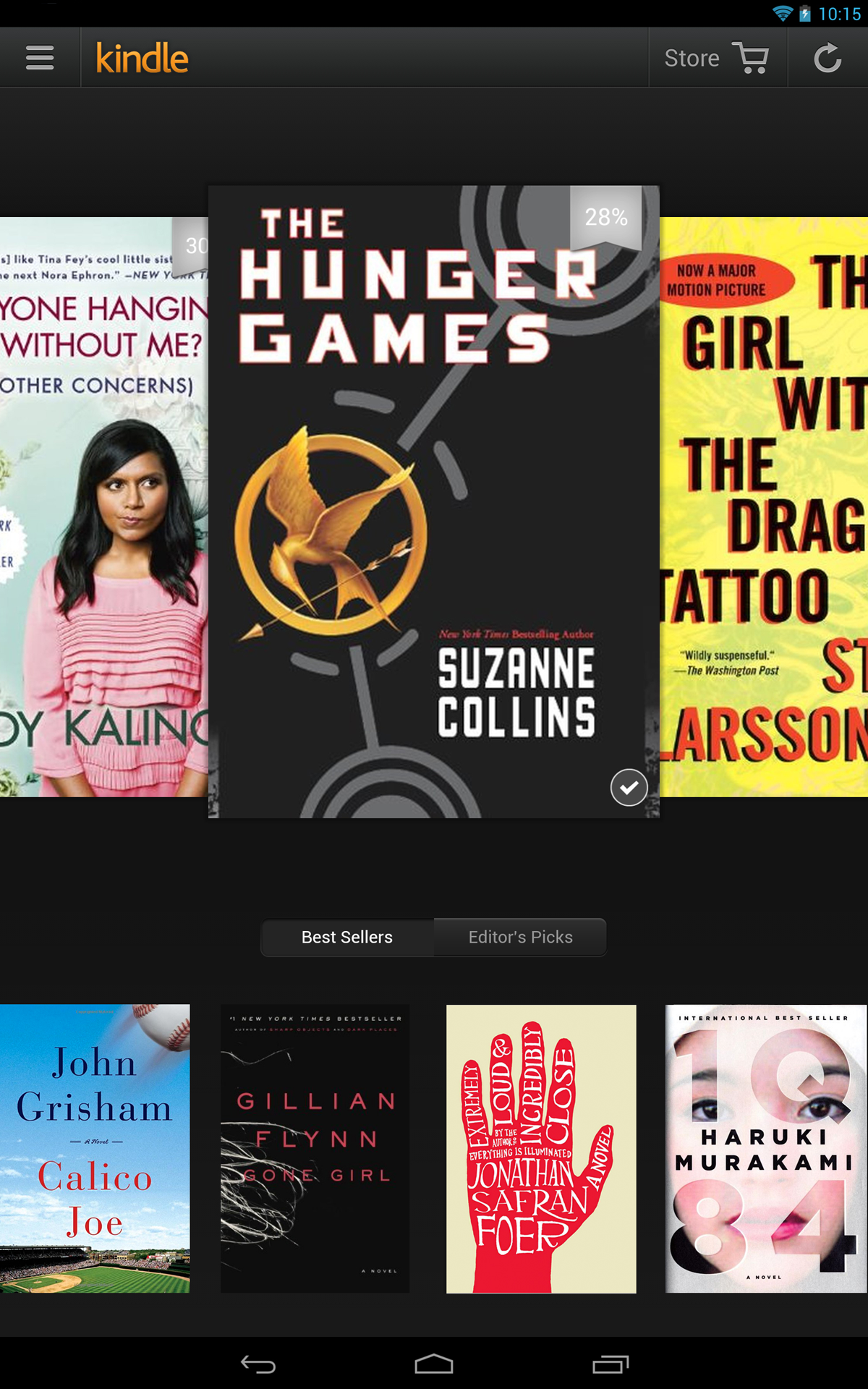 free kindle app download for android tablet