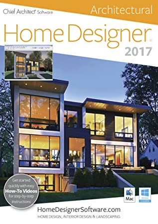 Home Designer Architectural 2017 [PC]